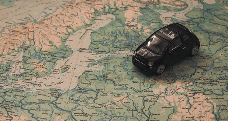 ruta en coche por valencia