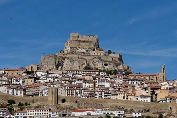 Day trip from Valencia to Morella