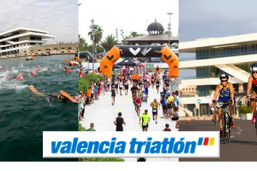 Valencia Triatlón deporte en Valencia