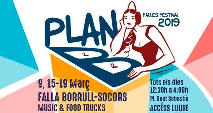 Resultado de imagen de Plan B Falles Festival