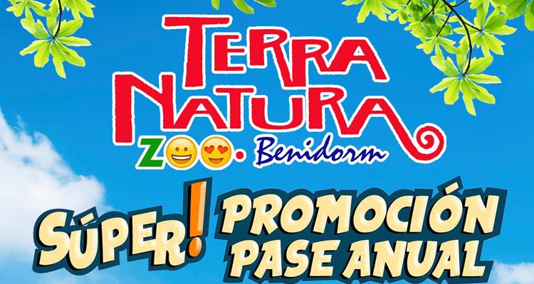 terra natura promoción pase anual 2018