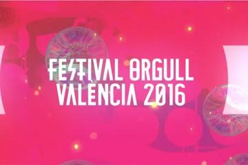 FESTIVAL ORGULL 2016