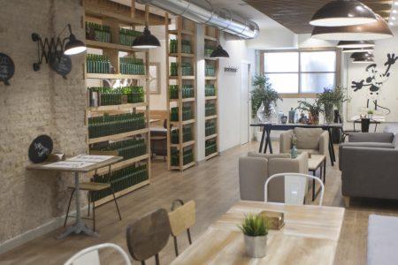 cafe&tapas tapas bar in valencia