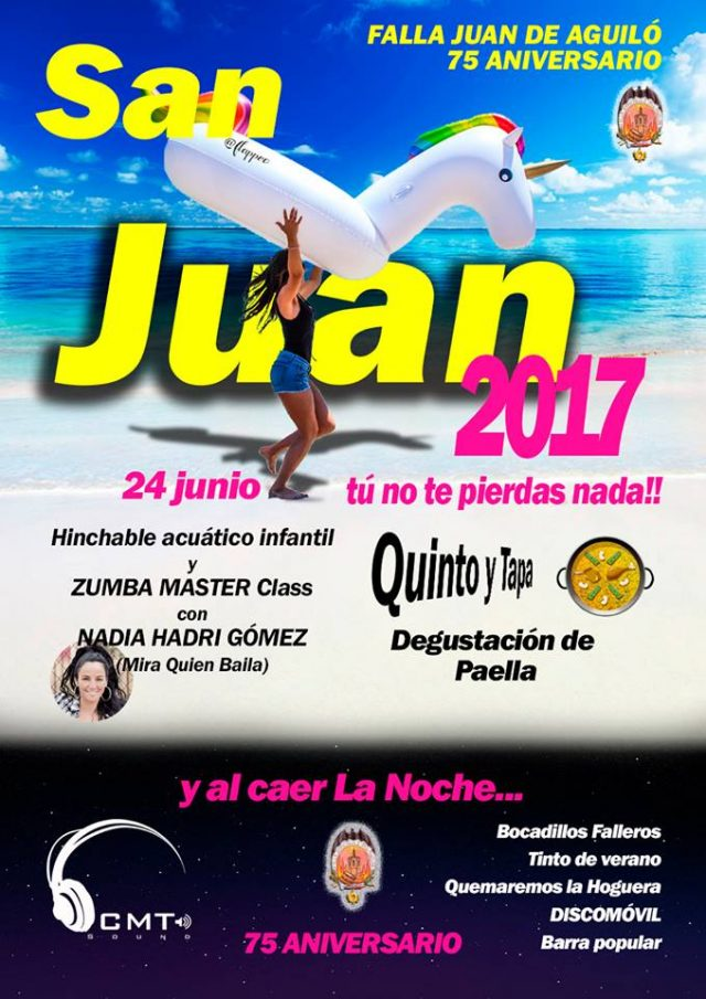 San Juan Valencia 2017