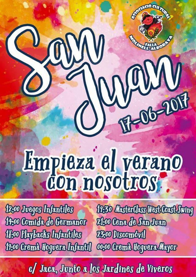 San Juan en Valencia