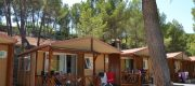 Bungalows del Camping Altomira