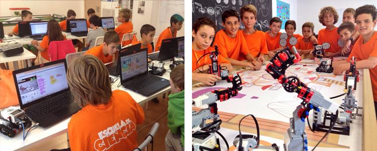 escuela-de-ciencia-campamento-tecnologico-verano-en-valencia
