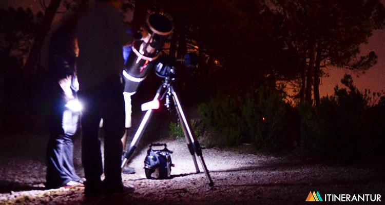 ruta-nocturna-con-astromia-en-castellon-itinerantur