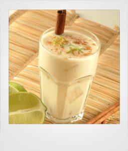 coctel horchata