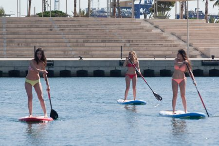 Stand up paddle surf en Valencia