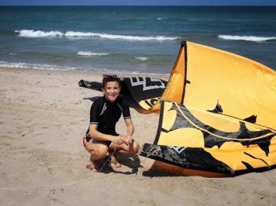 kitesurf valencia