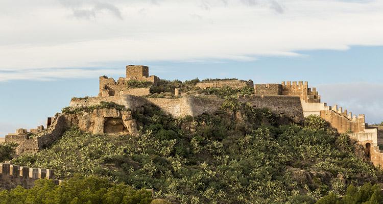 Sagunto, Castello di Sagunto, Città di Sagunto, Sagunto spagna