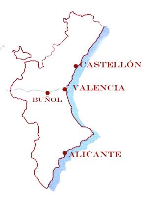 Buñol Valencia
