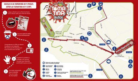 Mappa Tomatina