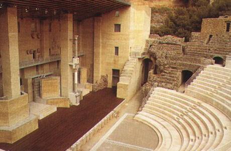 sagunto, resti romani