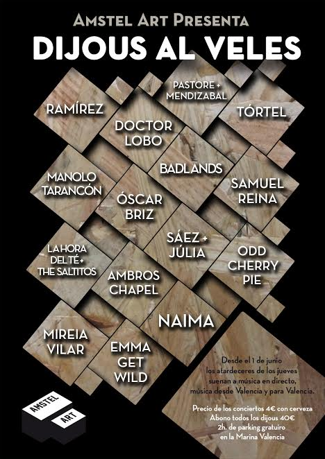 Ciclo de conciertos en Valencia