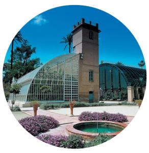 Giardino Botanico Università Valencia