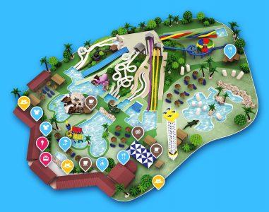 Mappa Aquarama