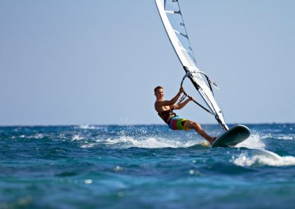 Cursos de Windsurf en Valencia