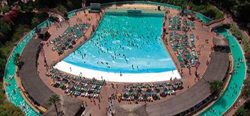 Aqualandia Benidorm, Parco aquatico Aqualandia