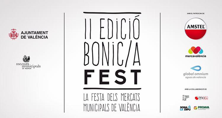 Fiesta en los mercados de Valencia