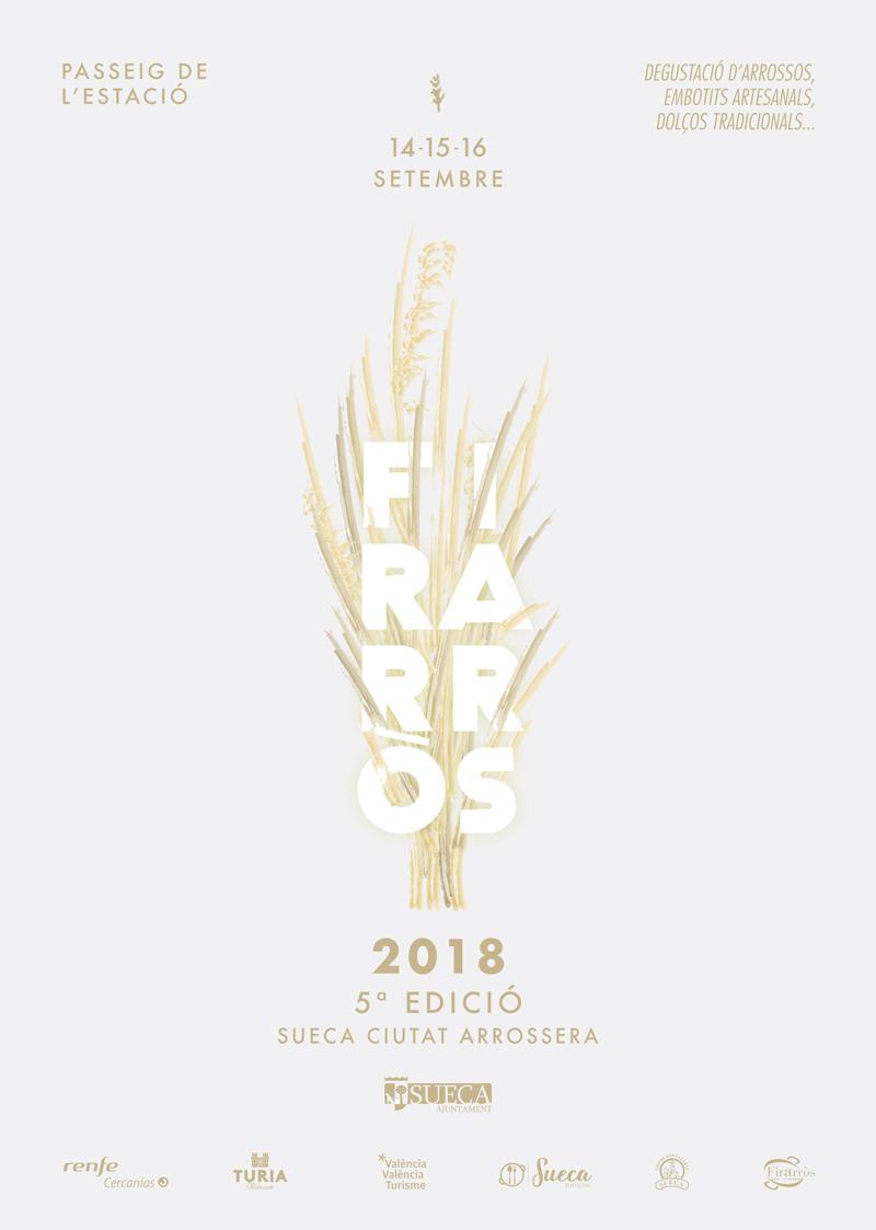 Feria del arroz 2018 sueca