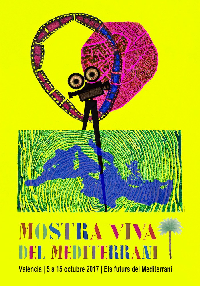 Cartel Mostra Viva del Mediterrani 2017