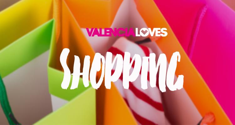 Shopping a Valencia