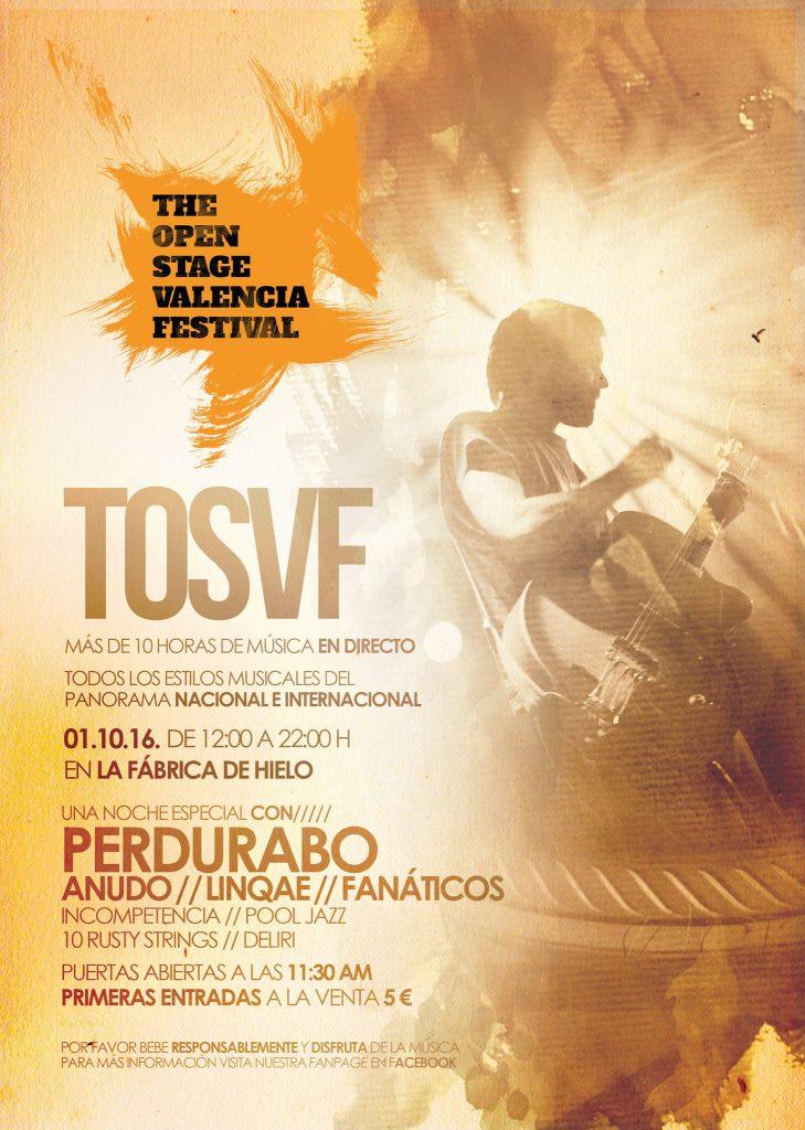 Festivales en valencia conciertos