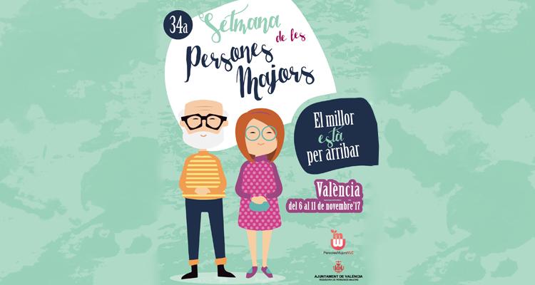 Valencia 2017 Semana de las personas mayores