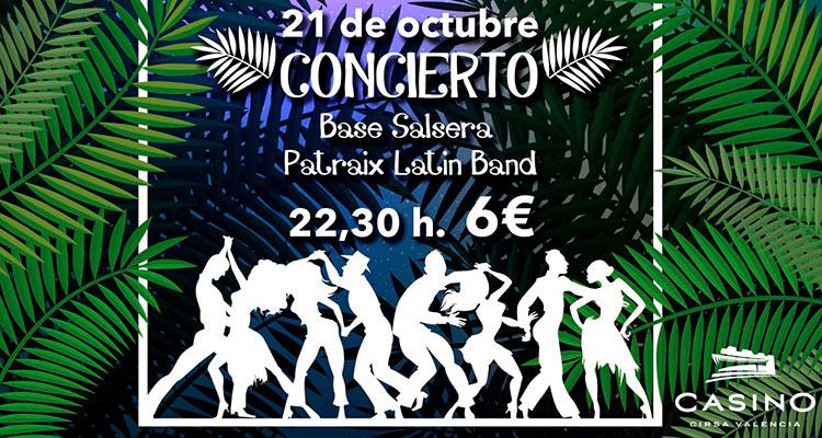 concierto de salsa en valencia