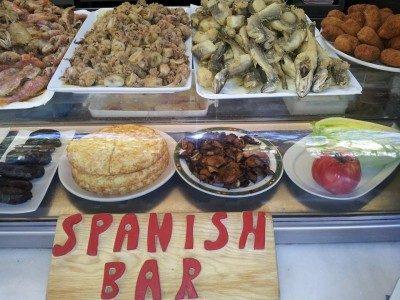 Super Gourmet Mercato Cemntrale a Valencia