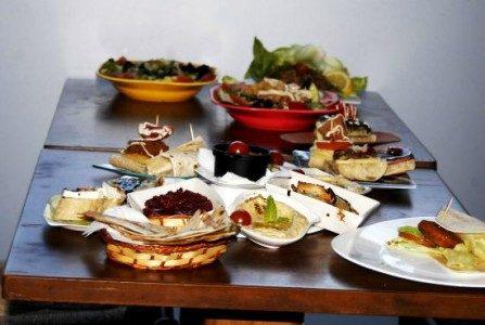 ristorante di tapas kana makan valencia