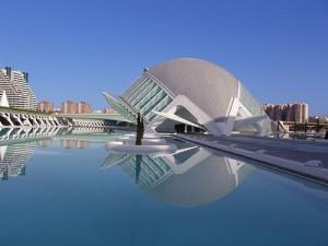 L'Hemisfèric, visita, Valencia