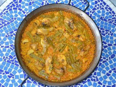 La pepica, ristorante di paella a Valencia