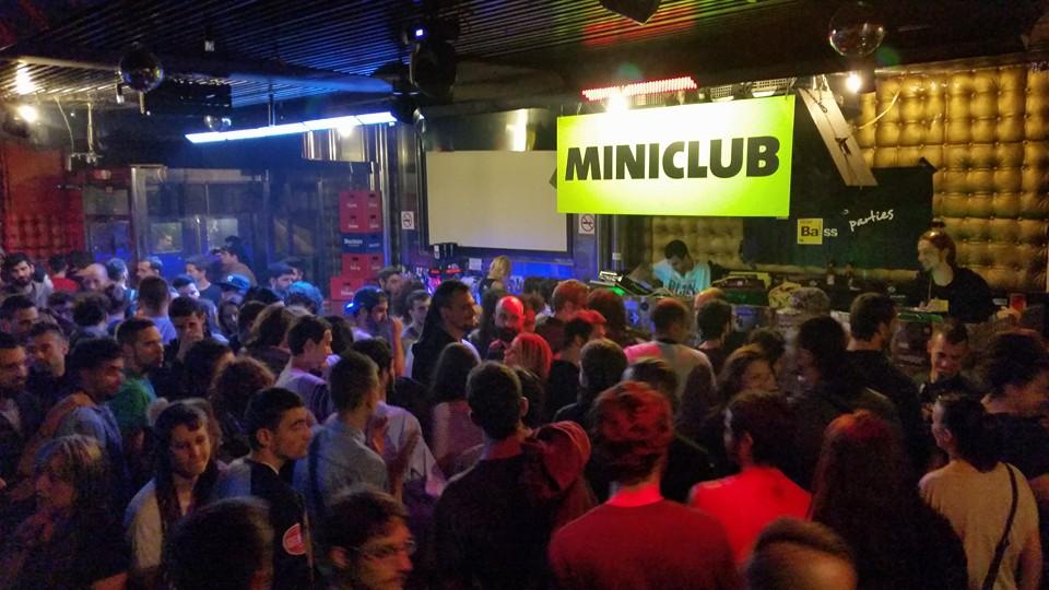 Miniclub in Valencia