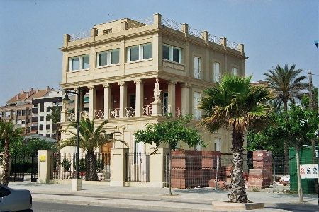 Visita la Casa di Blasco Ibanez