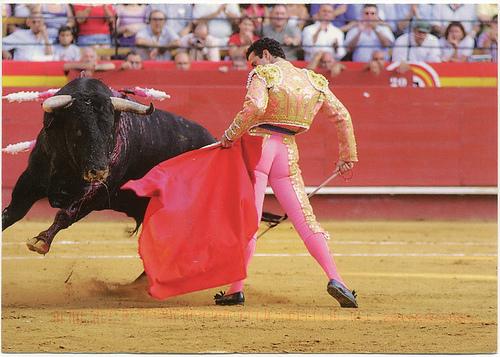 Corrida a Valencia