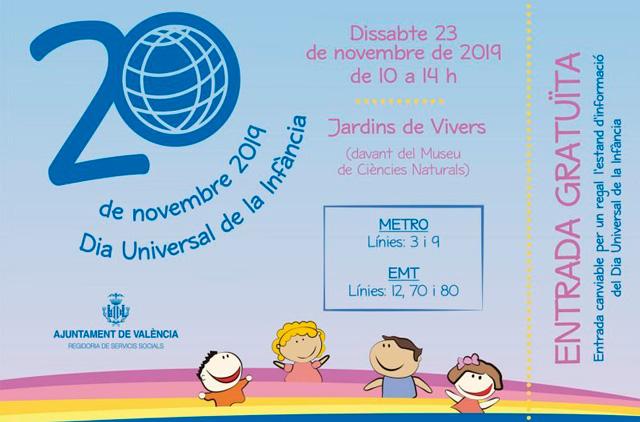 actividades dia mundial de la infancia