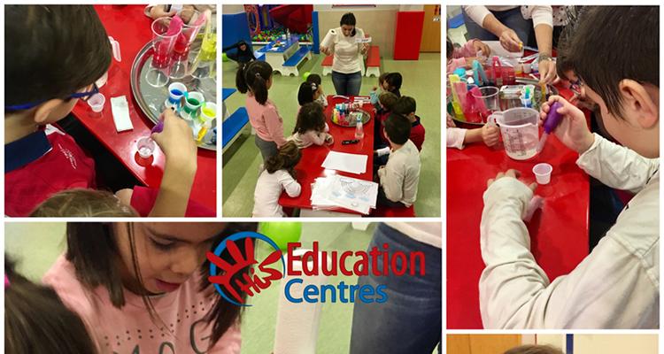 Talleres Para Niños En Inglés En Hi Fun