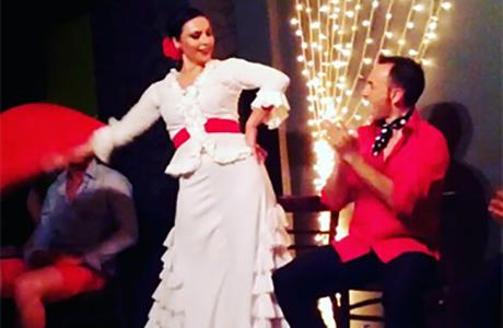 Flamenco a La Buleria di Valencia