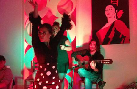lalola, flamenco a valencia
