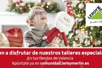 talleres de navidad gratuitos