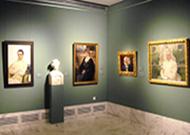 Sala Sorolla, museo delle belle arti pio v, valencia