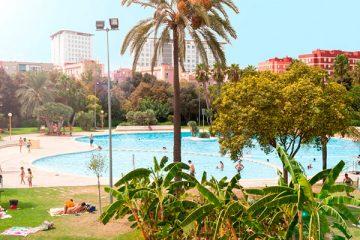 Cierres de las piscinas municipales love valencia for Piscina municipal de valencia
