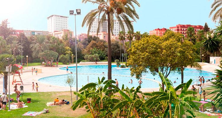 Verano con ni os en valencia love valencia for Horario piscina benicalap