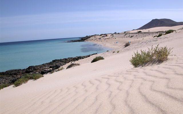 Spiaggia di Oliva a Valencia