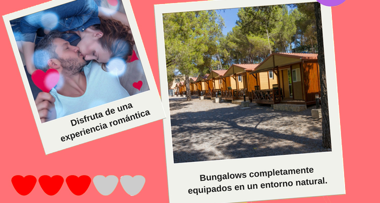 San Valentín en Valencia, San Valentín de Camping