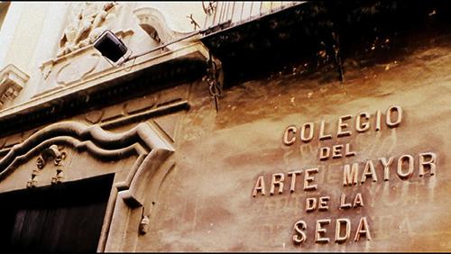Museo y Colegio del Arte Mayor de la Seda di Valencia