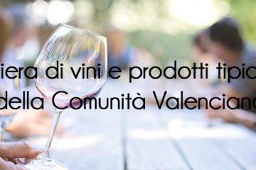 Fiera di vini e prodotti tipici della Comunità Valenciana